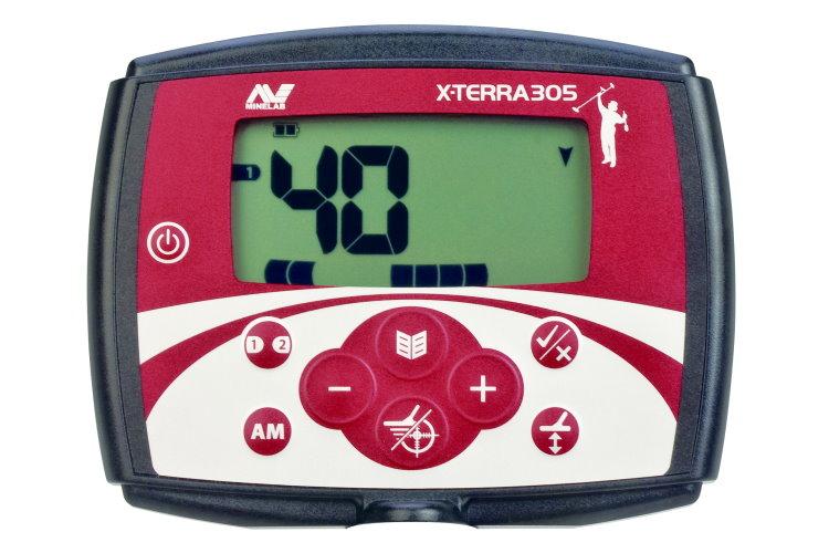 Metalldetektor Minelab X-Terra 305