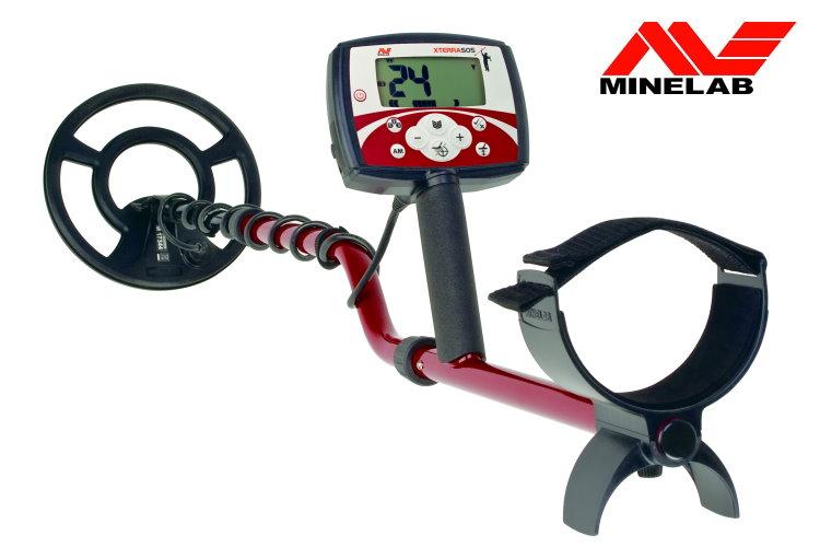 Minelab X-Terra 505 Metalldetektor