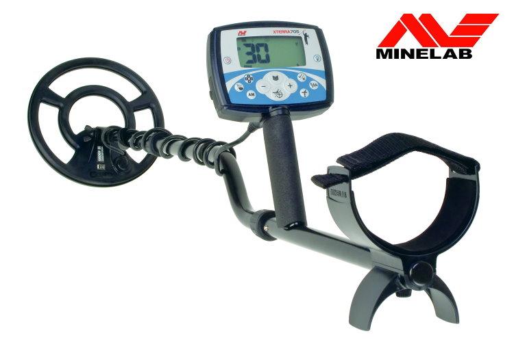 Minelab X-Terra 705 Metalldetektor